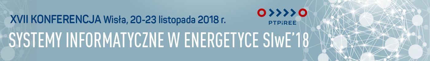 Konferencja - Systemy informatyczne w energetyce SIWE'18